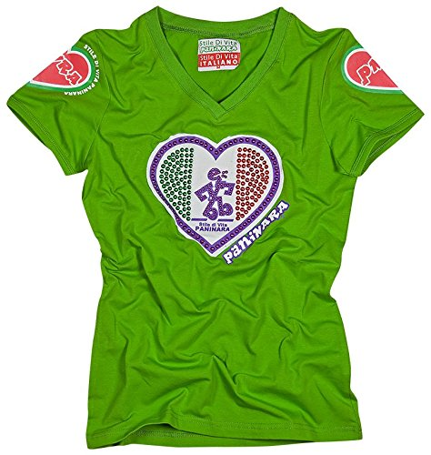 PANINARA Cuore d'Italia T-shirt BEST ITALIAN COMPANY 2001