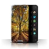 Stuff4 Hülle / Hülle für Amazon Fire Phone / Wald Muster
