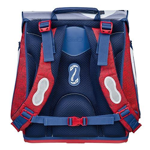 Dragons Schulranzen Set 20-tlg. Federmappe, Schultüte, Regen-/Sicherheitshülle NEU - 5