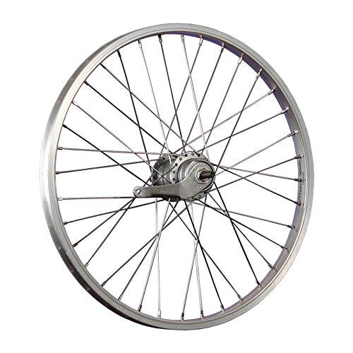Taylor-Wheels 20 Zoll Hinterrad Alufelge/Nexus Inter-3 RBN - Silber
