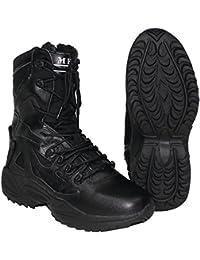 """MFH botas,""""táctico"""", con forro, colour negro, color negro, tamaño 12"""