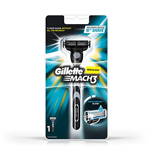 Gillette Mach3 New Blade Razor - 1 Count