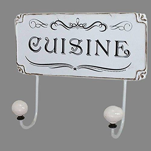chemin_de_campagne Patère Crochet Porte Serviette de Cuisine Mural