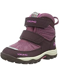 Viking 3-86430, Botas de Nieve Unisex Infantil