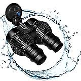 YAOBLUESEA Pompa di circolazione d'Acqua a circolazione d'Acqua Pompa a Flusso d'Acqua Pompa di circolazione per Acqua Piatta 12000 L/H 24W