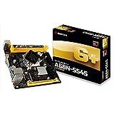 Biostar carte mère A68N-5545AMD APU A8–5545DDR332Go SATA PCI Express USB Mini-ITX vente au détail
