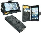 Huawei Ascend G520 / G525 Buchtasche Hülle Case Tasche