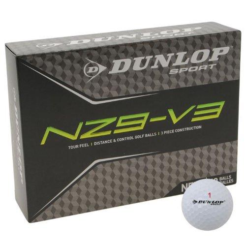 Dunlop sport attrezzature accessori NZ9sacchetto V3bassa Volo di palla di Golf-X12 - Dunlop Golf Irons