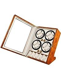 Watch Winder para relojes relojes automáticos Reloj Automático box automático con Rotor Expositor Rotador para (8+5) , #1