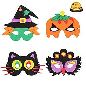 ZERHOK Máscara de Halloween para