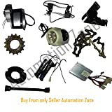 Automation Zone My1016Z2 24V 250W Motor Electric Bicycle Kit / Diy Ebicycle Kit