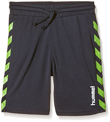 Hummel Jungen Astor Shorts SS16, Total Eclipse, 140, 13-014-7364