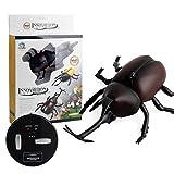 Vendita calda. Greatestpak simulazione di telecomando infrarossi scarabeo giocattolo, 2018creative mini RC Animal Pasqua divertente regalo per bambini, Panno, 12*8.5*4cm