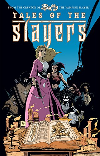 Buffy the Vampire Slayer: Tales of the Slayers (Spin Chiller)