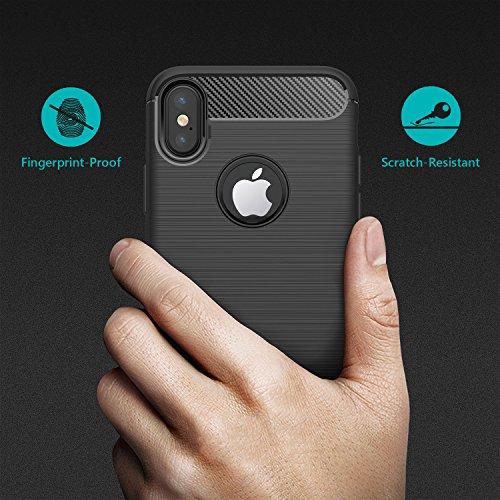 51 NF85j4bL - [Amazon.de] MillSO iPhone X Schutzhülle für 1,49€ statt 6,99€ *PRIME*