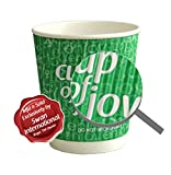 #3: Cup of Joy - Multi Purpose Ripple Paper Cups (pack of 32)