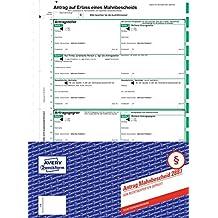 Suchergebnis Auf Amazonde Für Mahnbescheid Büromaterial