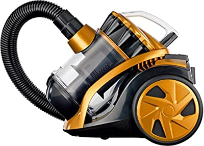 VYTRONIX VTBC01 1400w Compact Cyclonic Bagless Cylinder Vacuum Cleaner HEPA Hoover