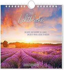 Postkartenkalender 2019 Lichtblicke