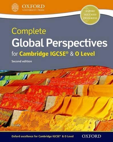 Complete global perspectives for Cambridge IGCSE. Student's book. Per le Scuole superiori. Con espansione online