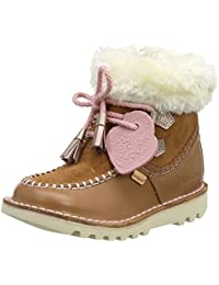 Kickers Fur Wallee Sued If Lt, Bottes Fille