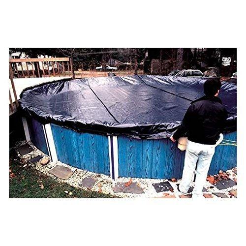 Gli Winter Pool Cover (Gli 0028rd-c 27/28'rund überirdischen Winter Schutzhülle für 27/28' von GLI Pool Produkte)