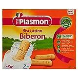 Plasmon - Biscottino Biberon, Pensato per I Suoi Primi Mesi Gr.450