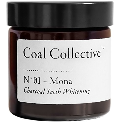 Coal Collective – Activated Charcoal Teeth Whitening, 60g