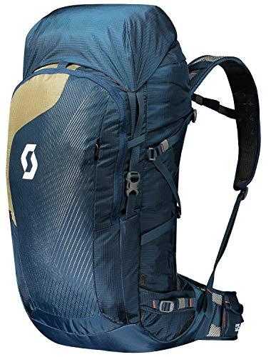 Scott Mountain 35 Rucksack, Eclipse Blue/Sahara Beige, 65 x 28 x 20 cm, 35 L Sahara Rucksack