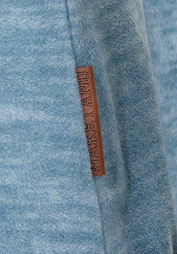 Naketano Female Zipped Jacket Jüberagend Big Boobies Melange