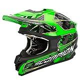 Scorpion 35-158-69-03 Casco para Motocicleta