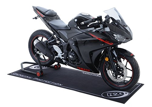 Price comparison product image R & G RACING PRODUCTS GM0001BK Motorcycle Workshop Mat, Black, OS
