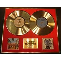 THE CHEMICAL BROTHERS/double CD Disco d'oro & Foto Display/Edizione LTD/Certificato di autenticità/