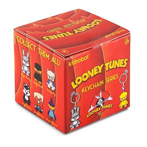 Kidrobot - Looney Tunes Llaveros 4 Centimetros
