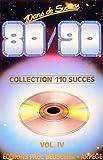 Dix ans de succes 1980-1990 - tome 1 / Vol 4 - Collection 110 succès