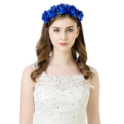 girls-rose-flower-crown-headband-bride-or-bridemaid-hairband-floral-garland-headpiecebohemia-stylesr
