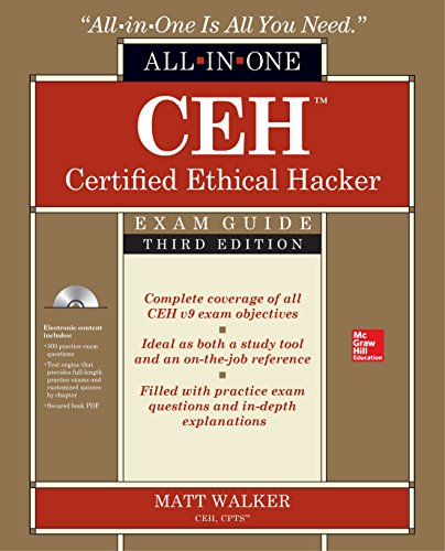CEH Certified Ethical Hacker All-in-One Exam Guide, Third Edition (Oracle Press) por Matt Walker