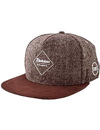 938857440bbf Blackskies Snapback Cap Schwarz Braun Grau Wolle Schirm Unisex Premium  Baseball Mütze Kappe