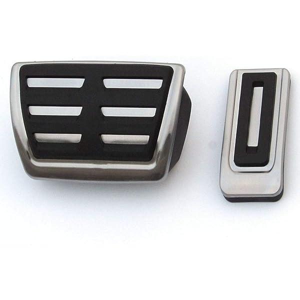 Taabobo Für Volkswagen Multivan T5 T6 Caravelle T6 Metall Gas Fuel Bremspedal Pads Matten Abdeckung Zubehör Auto Styling Sport Freizeit