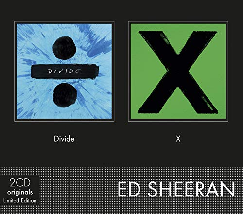 Ed Sheeran - 2Cd Boxset (Divide / X)