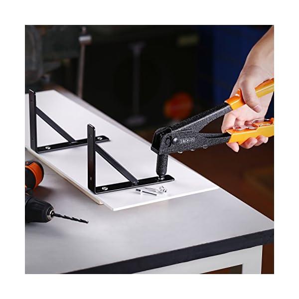 Rivettatrice-Professionale-Manuale-TACKLIFE-HHR1A-con-Pistola-a-Rivetti-con-40-Rivetti-4-Dadi-1-Chiave-Rivettatrice-Rivetti-Alluminio-per-Installazione-Mobili