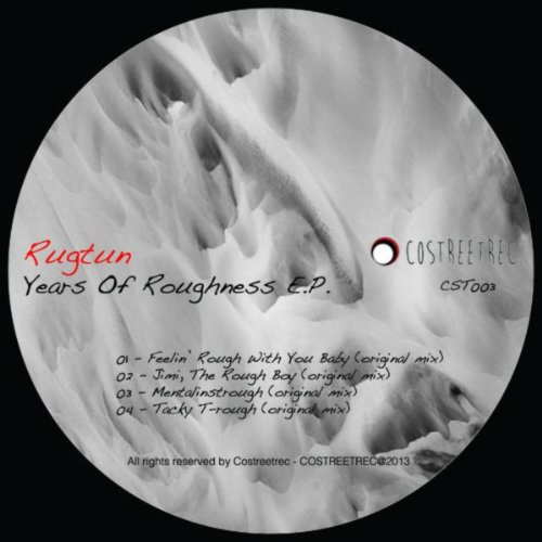 Rugtun Years Of Roughness E.P.