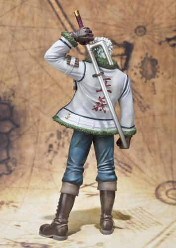 "Bandai Tamashii Nations Figuarts Zero Smoker ""One Piece"" (Static Figure) [Toy] (japan import) 2"