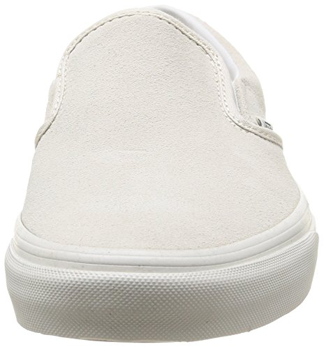 Vans U Classic Slip-On Vintage, Sneakers, Unisex Bianco (vintage/true white/blanc)
