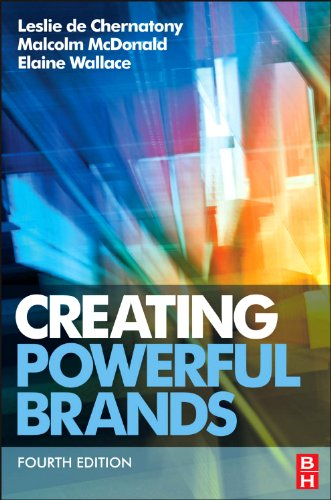 Creating Powerful Brands: Volume 1 por Leslie de Chernatony