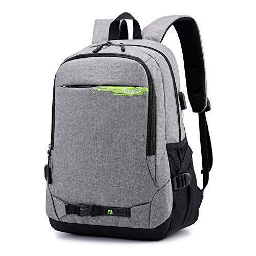 WFire Rucksack Damen Rucksack Herren Mädchen Jungen & Kinder Vintage Schulrucksack mit laptopfach für Notebook,wasserdichte Schultasche (Kipling Verkauf Rucksack)