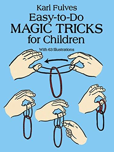 Easy-to-Do Magic Tricks for Children (Dover Magic Books) (English Edition)