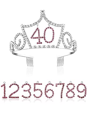 BABEYOND Damen Geburtstagskrone