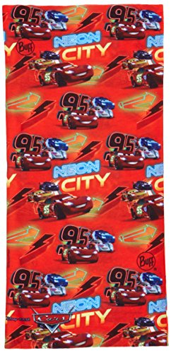 Buff Arya Tour de cou Enfant Rouge - Neon Bolt