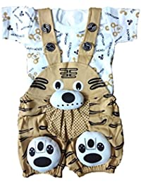 SAS Baby Girl Baby Boys high Quality Dungaree Set for Kids, high Quality Dungaree and high Quality Fashioned Product by